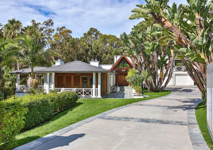 Kid Rock's Malibu Home for sale